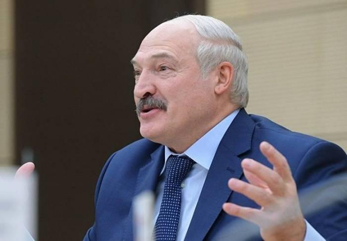 """""""Paşinyana dedim ki, heç vaxt səni dəstəkləmərəm"""" – Lukaşenko"""