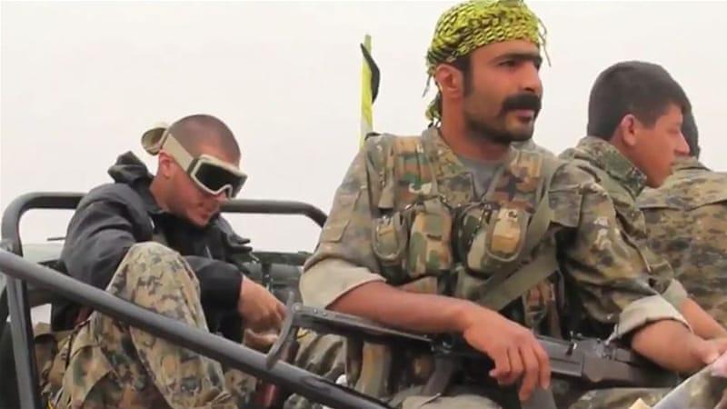 USA Army Syria YPG ile ilgili görsel sonucu