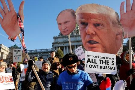 ABŞ seçkilərinə �?'Rus barmağı''nın sirri – �?'seçilmiş kişilər'' taxta belə çıxırmış…