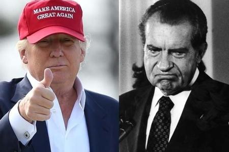 Donald Tramp Riçard Niksonun taleyini təkrarlaya bilər