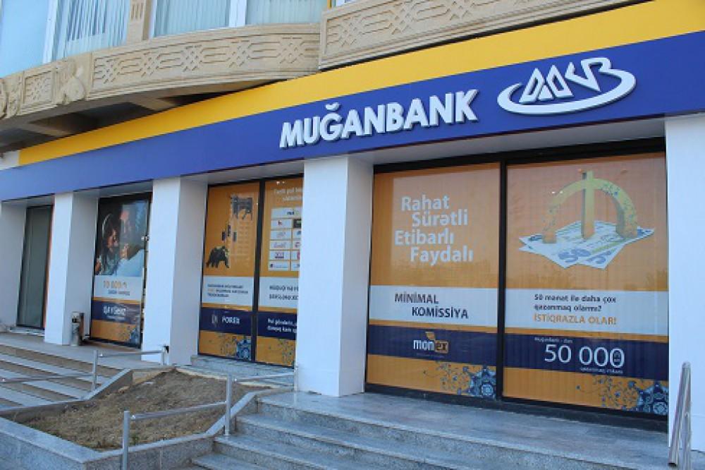"""""""Muğanbank""""ın faiz gəlirləri azalıb – Bank ötən il mənfəət vergisini də ödəməyib"""