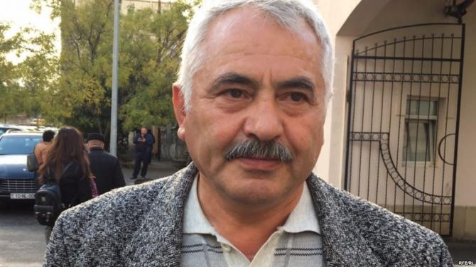 """Mehman Hüseynovun atası: """"Oğluma alma, nar, ərzaq aldım"""""""