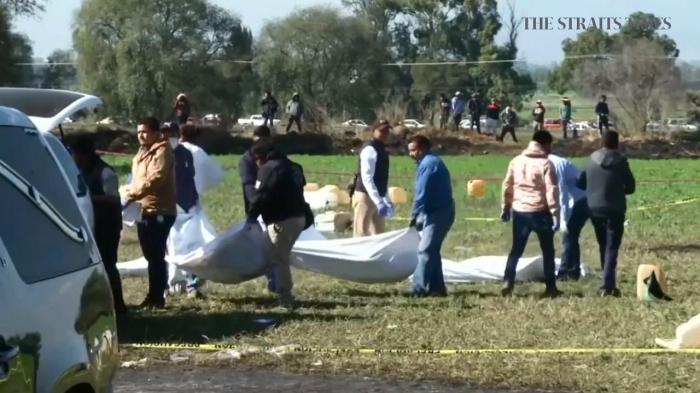 Amerikadakı partlayışda ölü sayı 100 nəfəri keçib