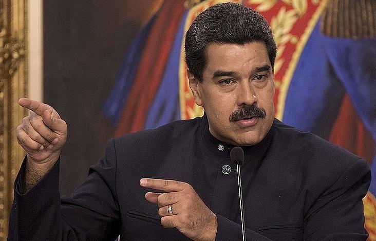 """Maduro: """"Ölümümə görə, 20 milyon dollar ödənilib"""""""