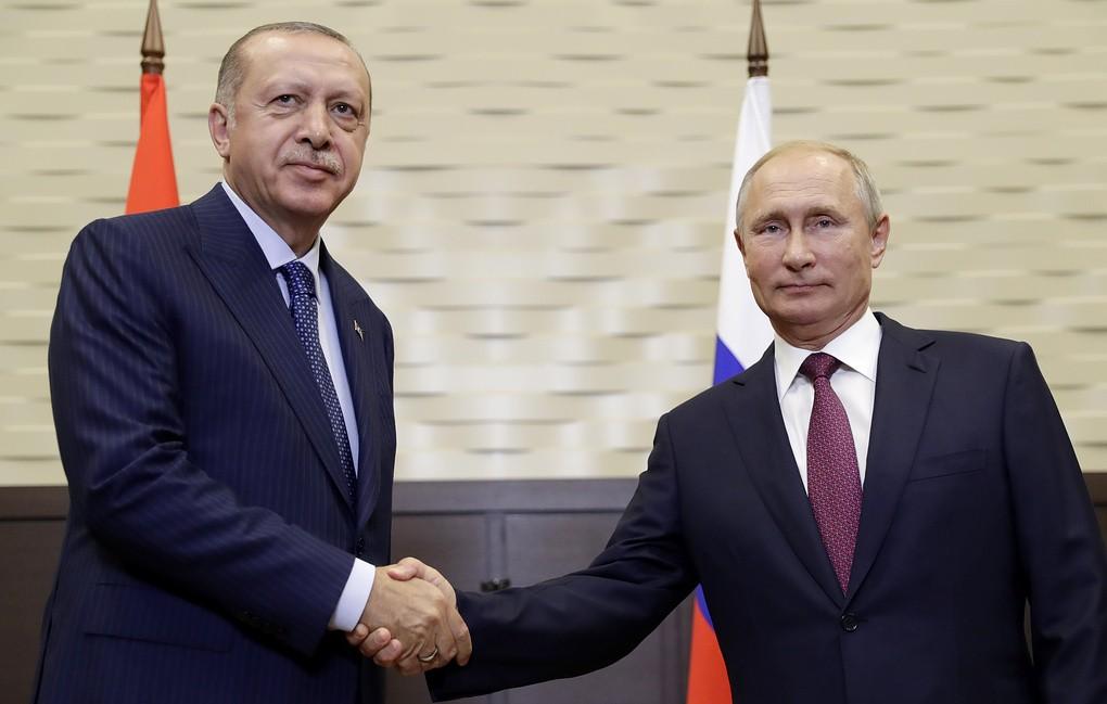 Ərdoğanla Putin vacib bəyanatlarla çıxış etdilər