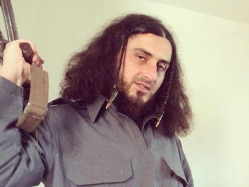 """İŞİD terrorçusu – ləqəbi """"Abu Cihad"""", özü Eldəniz Məmmədov… – Fotolar"""