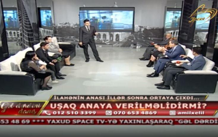 """""""Arvadımı başqa kişi ilə oteldə tutdum, görüntülər var"""" – Azərbaycan efirində şok (Video)"""