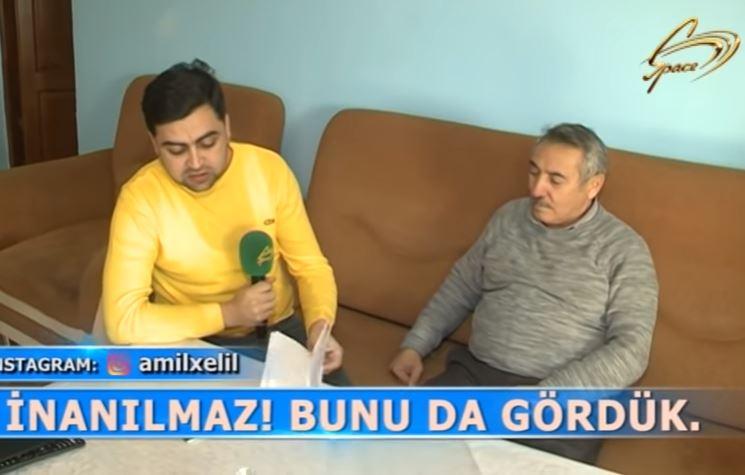 Efirdə dövlət qurumuna ittiham – 1700 manat cərimə qalmaqalı (Video)