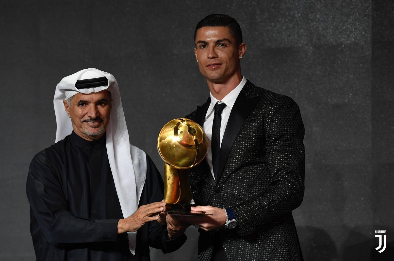Ronaldo 2018-ci ilin ən yaxşı futbolçusu seçilib