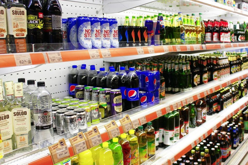 Spirtli və spirtsiz içkilərin, qazlı suların gömrük rüsumları artırıldı