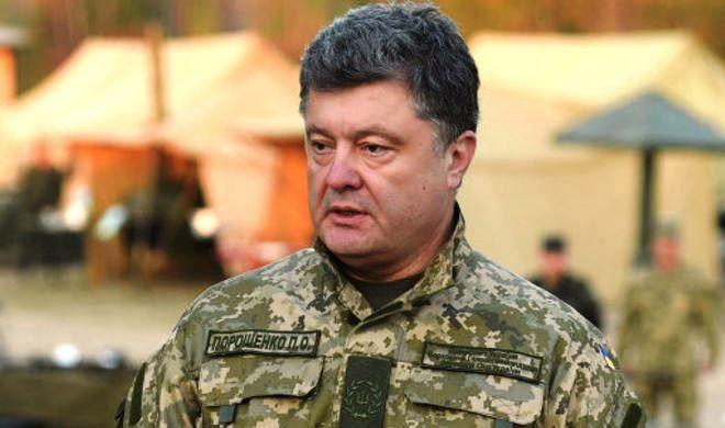 Poroşenkoya il ərzində 11 sui-qəsd təşkil edilib