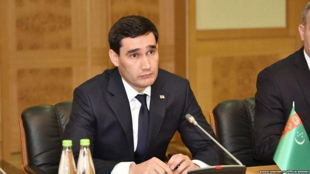 Türkmənistan prezidenti oğlunu vəzifədən uzaqlaşdırdı