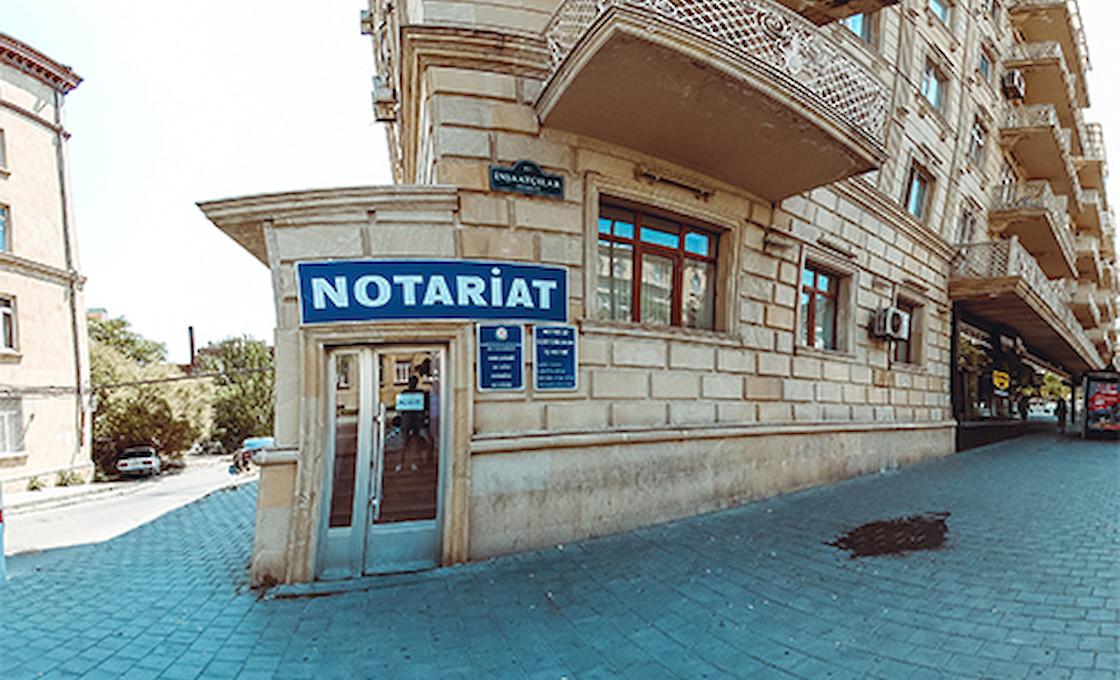 Azərbaycanda notarius ləğv edilir