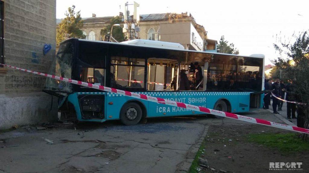 Səhiyyə Nazirliyindən Sumqayıtdakı dəhşətli qəzada yaralananlar barədə