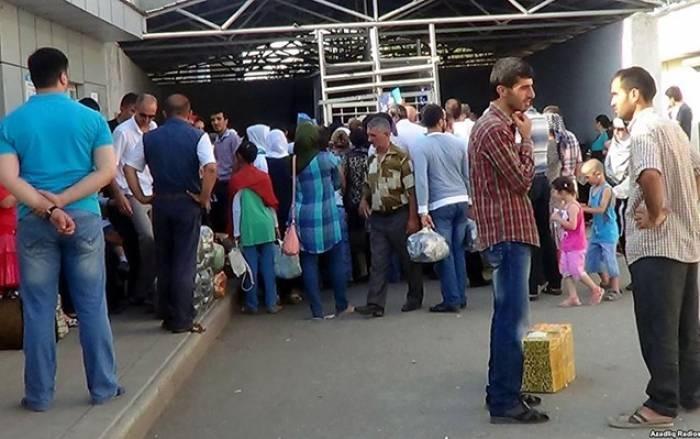 Yüzdən çox Azərbaycanlı Gürcüstana buraxılmadı – SƏBƏB