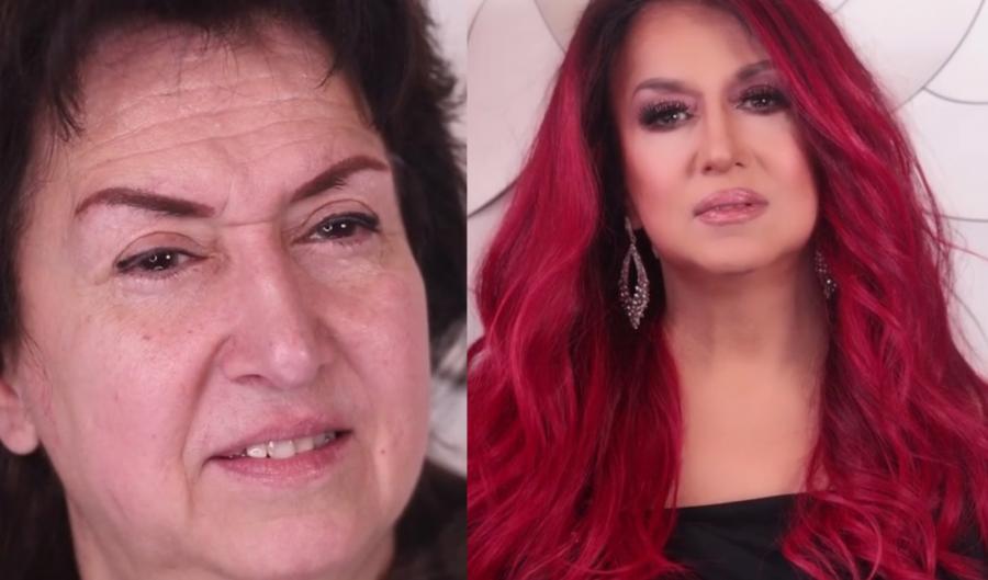 66 yaşlı əməkdar artist tanınmaz halda – Video