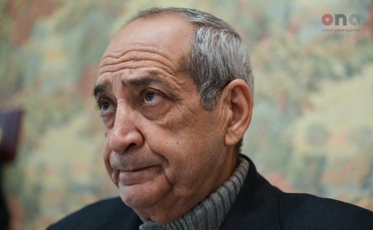 """Rasim Balayev: """"Namaz qılmağa hazırlaşıram…"""""""