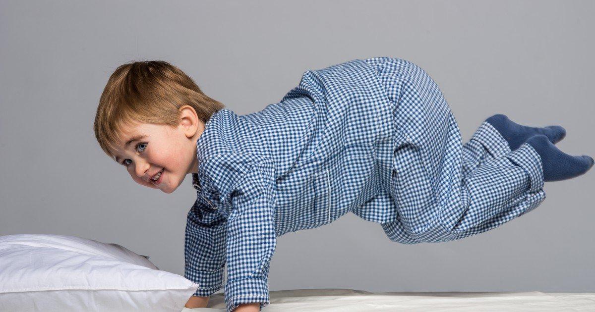 Divara dırmaşan uşaqlar… – Hiperaktiv uşaqları necə ram etməli?