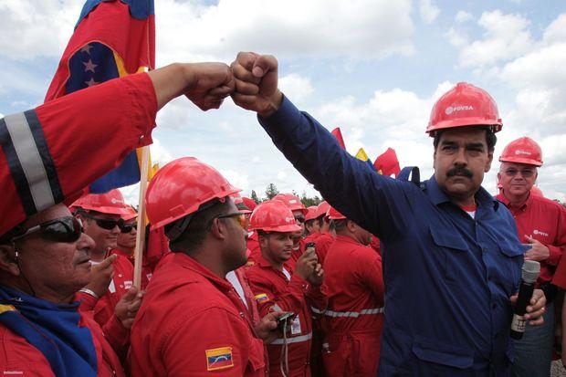 Maduro böhrandan çıxış yolu tapdı