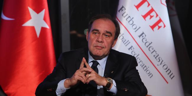 Türkiyə Futbol Federasiyasının prezidenti istefa verdi