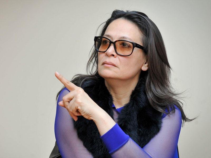 """Mehriban Xanlarovadan """"vorovskoy"""" söhbət: """"Hansısa yaxşı oğlanın bacısı…"""""""