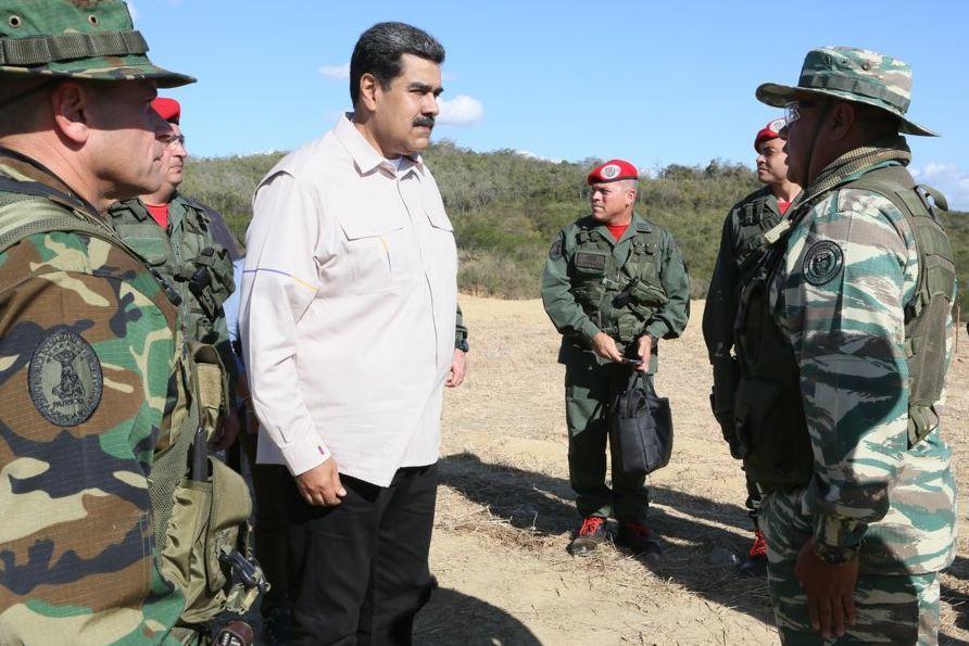 Venesuela tarixində ən genişmiqyaslı hərbi təlimlərə start verilib – VİDEO