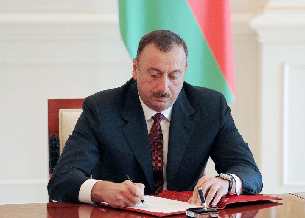 """İlham Əliyev """"Diqlas""""la bağlı sərəncam imzaladı"""