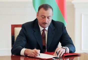 İlham Əliyev DİN əməkdaşları barədə sərəncam imzalayıb