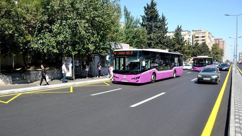 """Bu avtobuslarda """"Wi-Fi"""" sistemi yaradıldı"""
