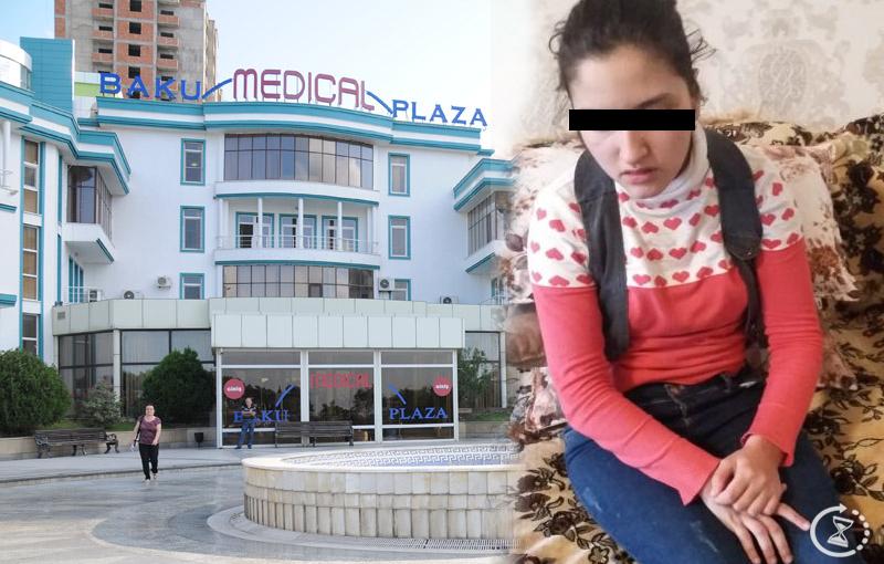 """""""Baku Medical Plaza"""" xəstəni aldatdı – 15 yaşlı uşağı əməliyyata götürmədilər (İDDİA)"""