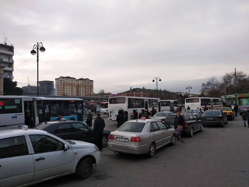 """Paytaxt sürücüləri: """"Deyəsən, Ziya Məmmədovun qoçuları təzədən peyda olub"""""""