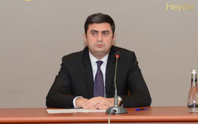 Xəzər rayon icra hakimiyyətinin başçısı  Elşən Salahov - Şərəfli iş - ÖZƏL