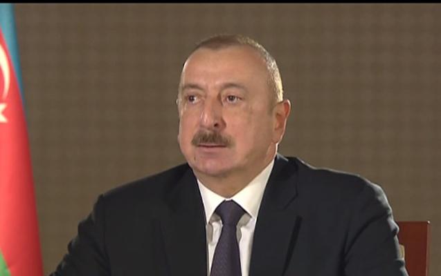 """""""Xarici mediaya daha çox müsahibə verməyimin 2 səbəbi var"""" – Prezident İlham Əliyev"""