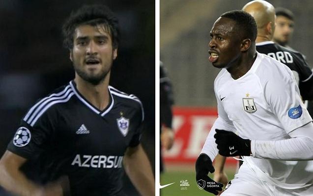 """Mahir oyundan sonra """"Neftçi""""nin futbolçusuna mesaj yazdı – Foto"""