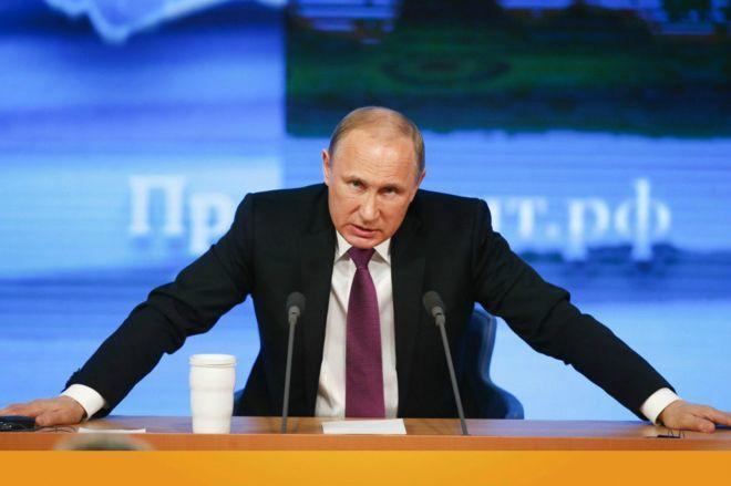 """Putin ABŞ-İran gərginliyi haqda danışdı: """"Fəlakət olacaq"""""""