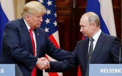 Putin Trampın yalanını ifşa etdi