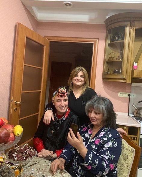 Zöhrə Abdullayeva tanınmaz halda – FOTO