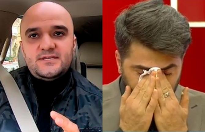 """Tural Zauru yerlə bir etdi: """"Həftənin 5 günü ağlaşma aparır"""" (VİDEO)"""