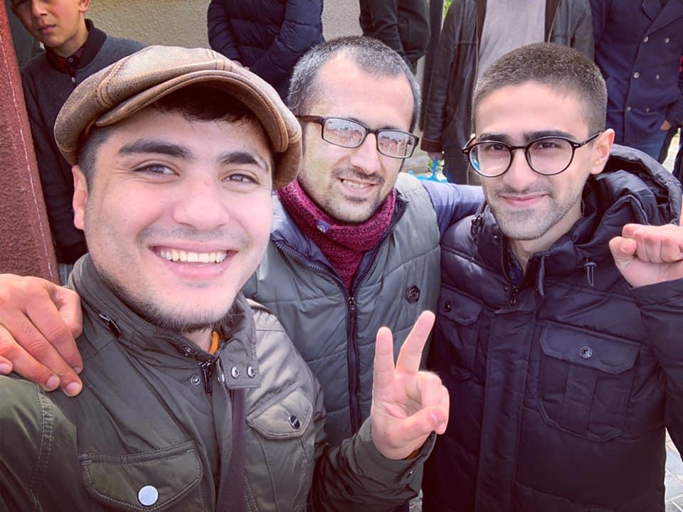 Qiyas İbrahimov azadlığa çıxdı