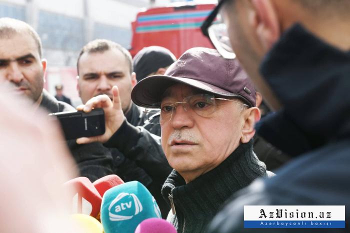 """""""Sahibkar öz malını sığortalamalıdır"""" – Kəmaləddin Heydərov"""