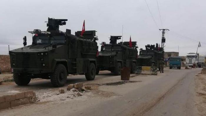 Türkiyə və Rusiya ilk birgə patrul həyata keçirdilər