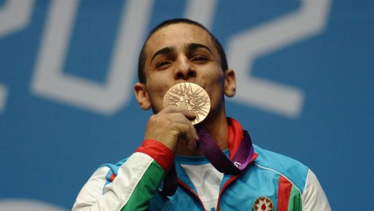 İdmançımızın olimpiya medalı geri alındı