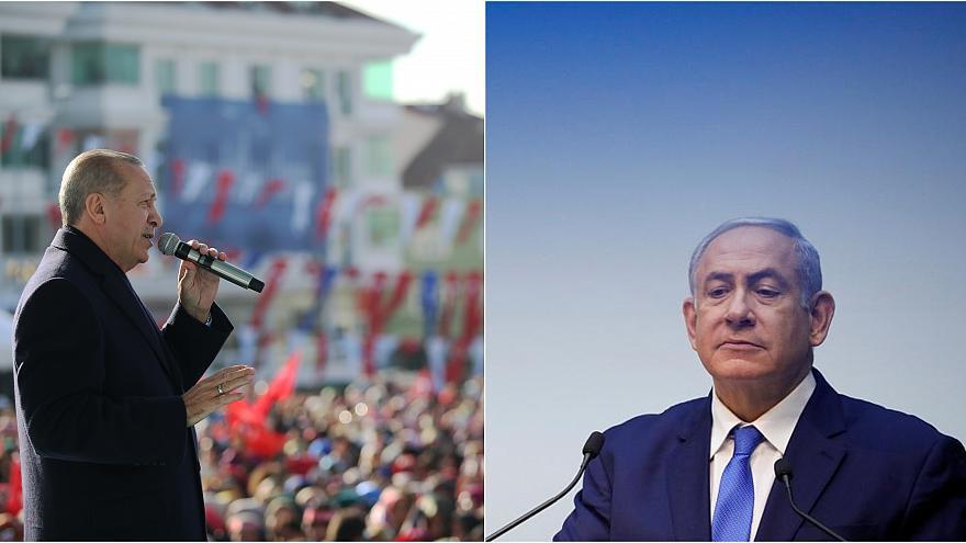 """""""Dünyada tək zalım varsa, o da sənsən"""" – Ərdoğandan Netanyahuya sərt sözlər"""