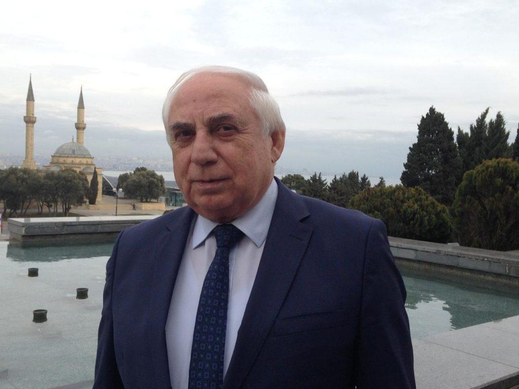 """""""Polisə göstərdikləri xidmətə görə təşəkkür edirəm"""" — Hadi Rəcəbli"""