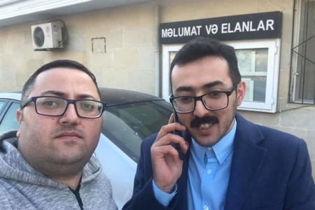 Müsavat Partiyası Gənclər Təşkilatının sədri azadlığa buraxıldı – YENİLƏNİB