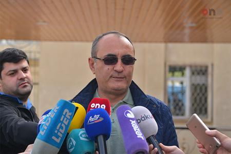 """Fikrət Fərəməzoğlu: """"Prezident İlham Əliyevə məni bağışladığı üçün təşəkkür edirəm"""""""