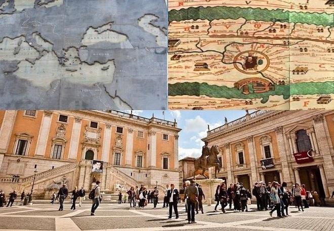 Ermənistan qədim Roma xəritəsinə necə düşüb? – Erməni tarixçi