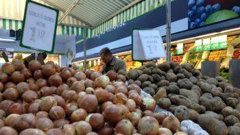 İran Azərbaycana kartof, soğan ixracına qadağa qoydu