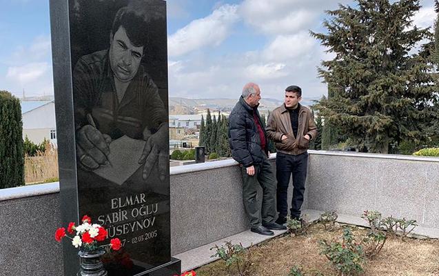 Mehman Hüseynov azadlığa buraxıldı – Foto – Video