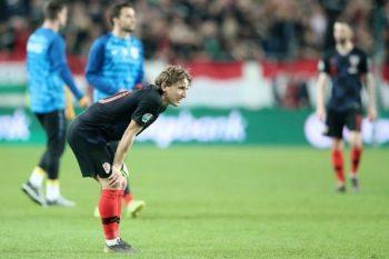 Luka Modriç Azərbaycanla oyunda çalınan həyəcan zəngindən danışdı